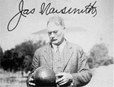 James Naismith.Creador del Baloncesto