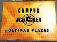 Campus Baloncesto JGBasket 2011. Ultimas plazas
