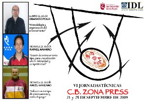 VI Clinic Zona Press Baloncesto. Minibasket