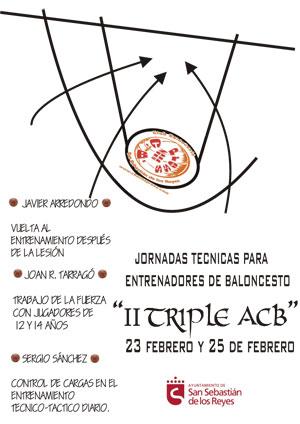 II Clinic Triple ACB.