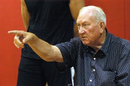 Don Haskins. Entrenador de baloncesto