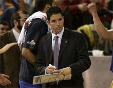 Mariano de Pablos. Ex-entrenador de MMT Estudiantes